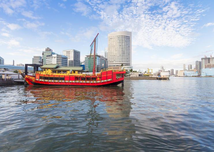 Tour de Tokyo et croisière sur le Sumida